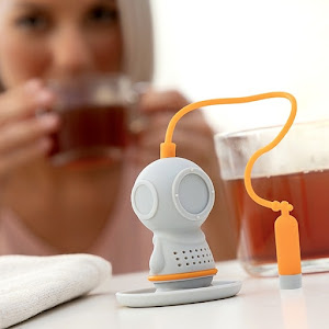 Infuzor de ceai din silicon, DiverT InnovaGoods