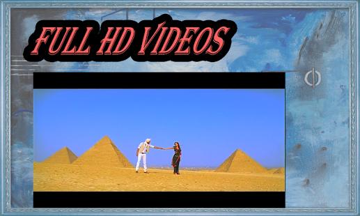 Avi Video Player - náhled