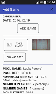 Lottery Pool -Four Leaf Clover- screenshot thumbnail
