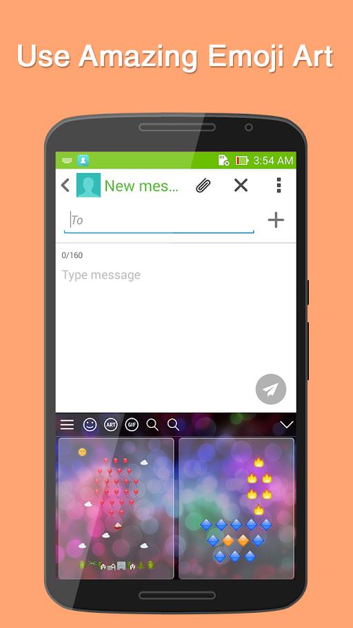 Korean Keyboard APK 1.0 screenshots 4
