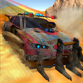 Buggy Car Race: Road Extreme Racing