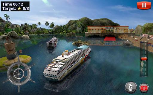 Big Cruise Ship Simulator Games : Ship Games screenshots 17