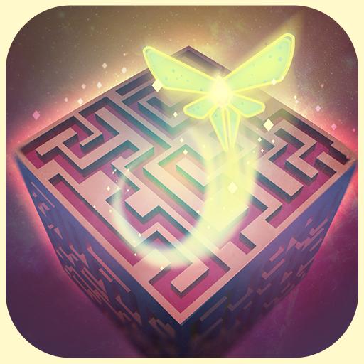 Magic Maze 3D Runner Escape