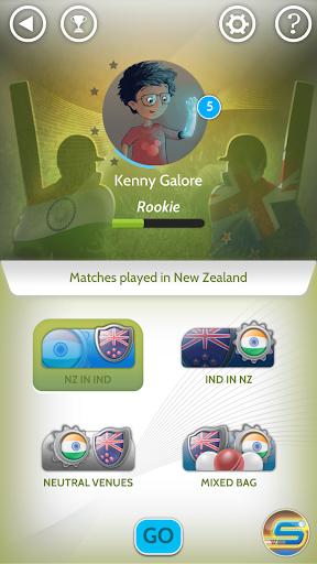 玩免費益智APP|下載SPIN.a.4 Trivia: IND vs NZ app不用錢|硬是要APP