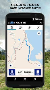 Polaris Ride Command - náhled