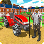 Village Farming Simulator 2019 - Tractor Driver 19 1.3
