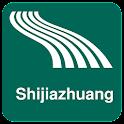 Carte de Shijiazhuang off-line icon