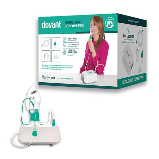nebulizador portatil comfort pro dovant