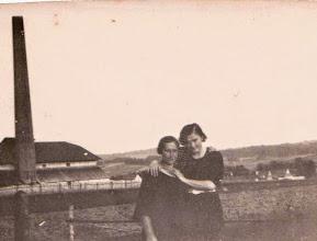Photo: Przed wapiennikiem w Rogoźniku.  Zdjęcie udostępnione prze P.Ewe Aksamit.
