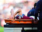 Yarmolenko blessé, sur la touche pendant six mois