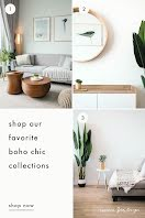 Boho Chic Collections - Pinterest Pin item