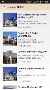 Comfort Suites Kansas City MO- screenshot thumbnail