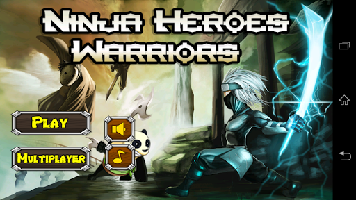 Ninja Hero Warrior
