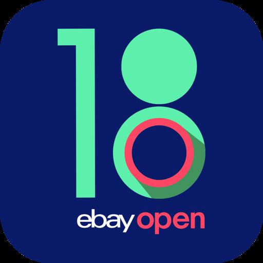 eBay Open 2018 Icon