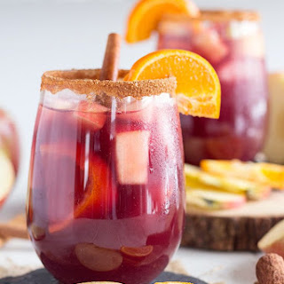 Red Apple Sangria.