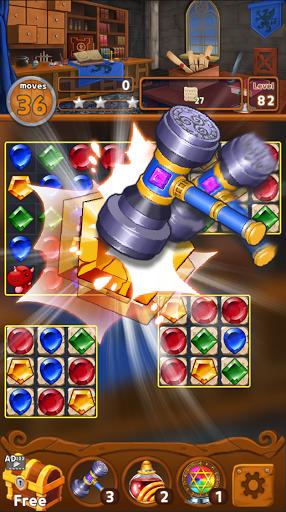 Jewels Magic Kingdom: Match-3 puzzle 1.3.12 screenshots 10