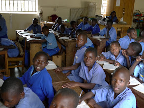Photo: Primary school, third class