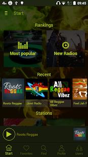 All Radio Reggae - náhled
