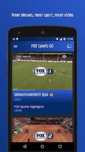 FOX Sports NL Screenshot 5