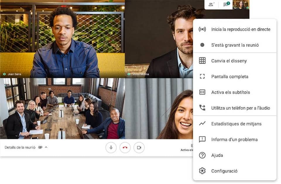 Què és Google Meet