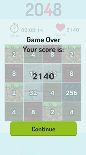 2048: Block Style 1.1 screenshots 2
