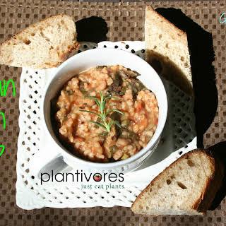 Vegan Mushroom Barley Soup Recipes.