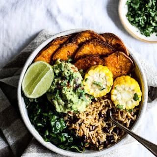 Mexican Nourish Bowl Recipe