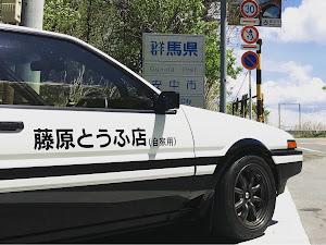 スプリンタートレノ AE86 AE86 GT-APEX 58年式のカスタム事例画像 lemoned_ae86さんの2018年05月05日05:03の投稿