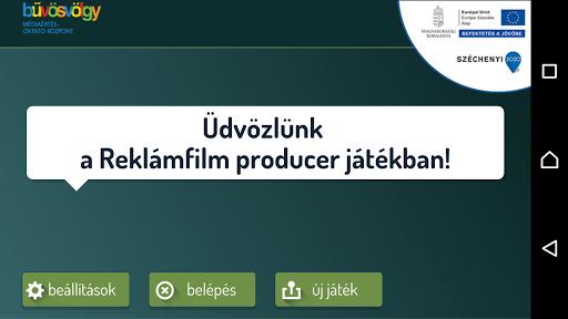 Reklámfilm producer