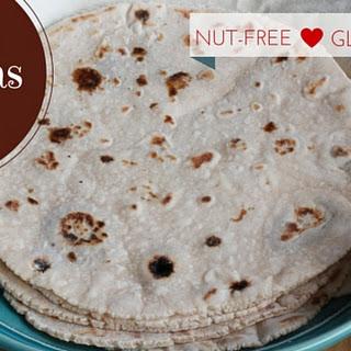Paleo Tortilla'S 2.0 (Nut Free/Gluten Free/Dairy Free) Recipe