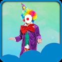 Clown Photo Montage icon