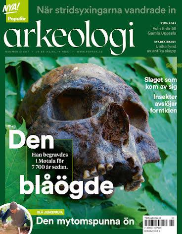 Populär arkeologi 5/2017