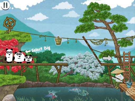 3 Pandas in Japan : Adventure Puzzle Game screenshots 13
