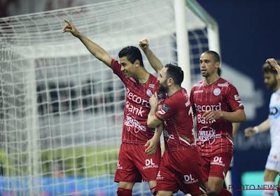 Play-Offs 2 : Zulte-Waregem remporte haut la main le derby et s'isole en tête