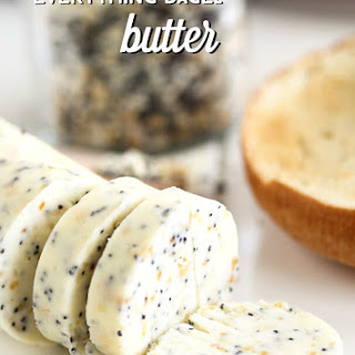 'Everything Bagel' Butter