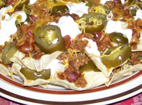 Nachos, Their My Chos ! Recipe