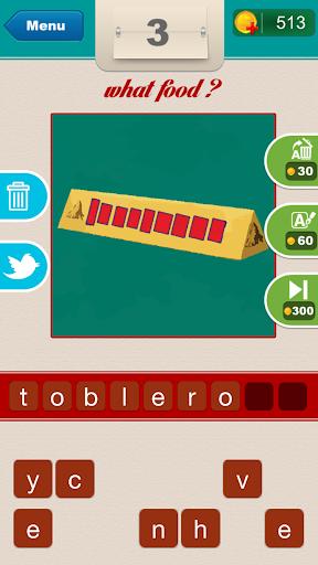 What Food ? Screenshot