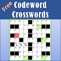 Codeword Puzzles Word games, fun Cipher crosswords icon