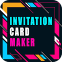 Invitation Card Maker: Ecards & Digital invites icon