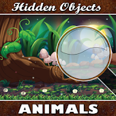 Hidden Objects Jungle Animals