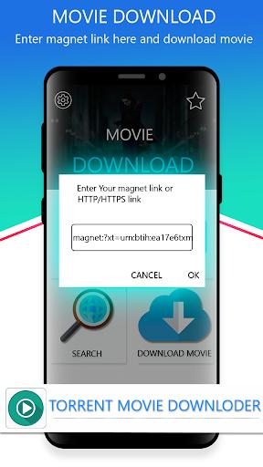 Torrent Movie Downloader 1.3 screenshots 2
