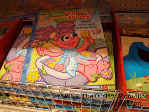 Photo: These Sesame Street books are great for the kids and gifts - we have stacks and stacks.  I can't resist.