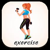 Girls Fitness Exercise Guide