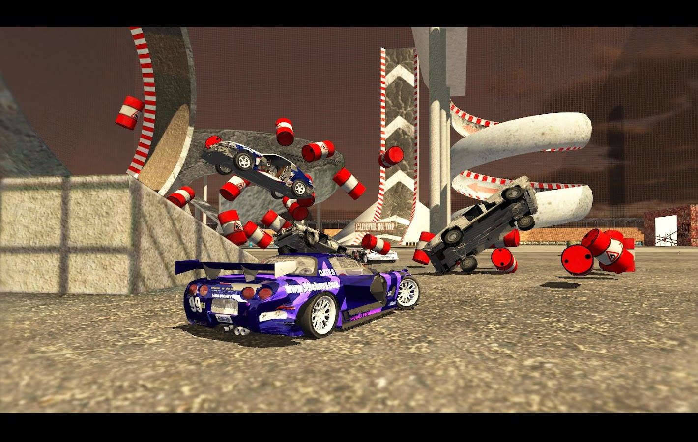 Car Crash 2 Tricks Simulator- screenshot