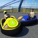 Bumper Car Crash Racing Fever- Demolition Derby 3D icon