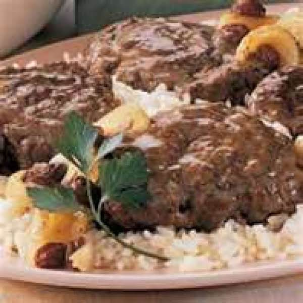 Braised Beef Rolls Recipe