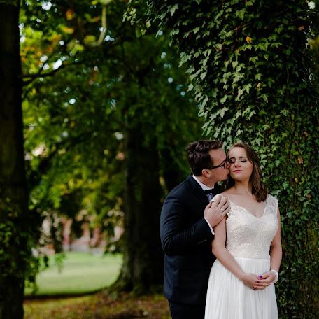 Wedding photographer Fabian Stępień (Fabex). Photo of 22.01.2018