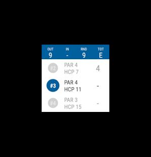GolfNow – GPS Rangefinder- screenshot thumbnail