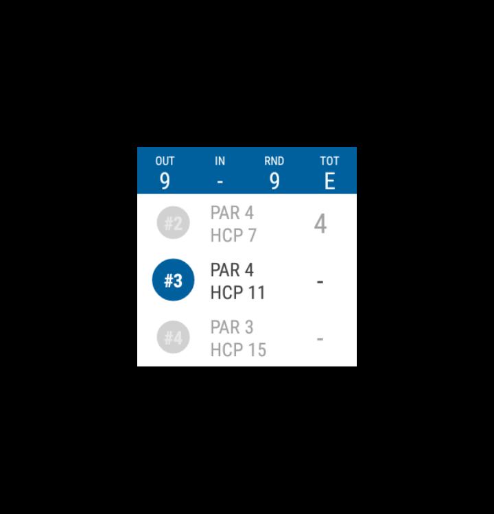 GolfNow – GPS Rangefinder- screenshot