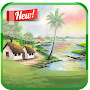 Drawing Landscape Scenery APK icon